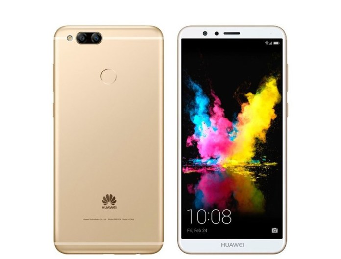 Huawei Mate SE Huawei Honor 7X Android