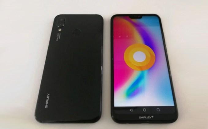 Huawei P20 Android 3 câmaras monocelha Huawei P20 Lite smartphone Android