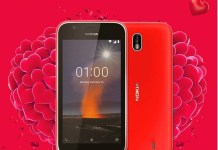 Nokia 1 smartphone Android MWC