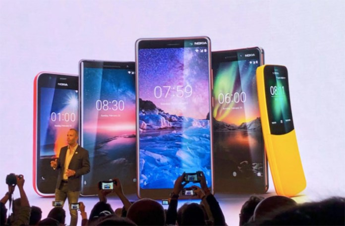 Nokia Google Cnet eleitos pelo Android Enterprise Google Nokia 8 Sirocco Android smartphones
