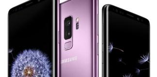 Samsung Galaxy S8 Samsung Galaxy S9 Android Oreo Google