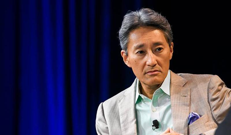 Kaz Hirai deixa o cargo de CEO da Sony após seis anos