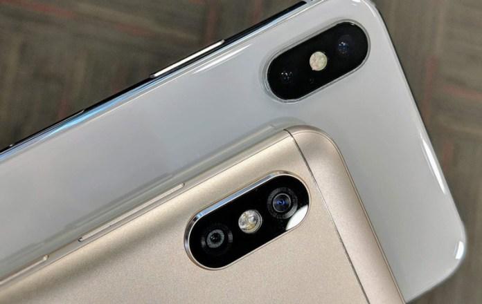 Xiaomi Redmi Note 5 e Note 5 Pro - Especificações e design