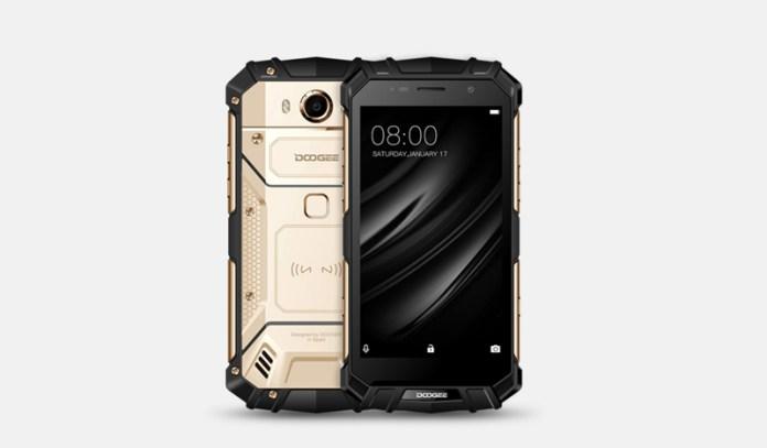 Doogee S60 Lite é o robusto Android por menos de 140€