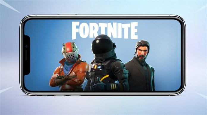 Fortnite iOS Windows PlayStation Xbox