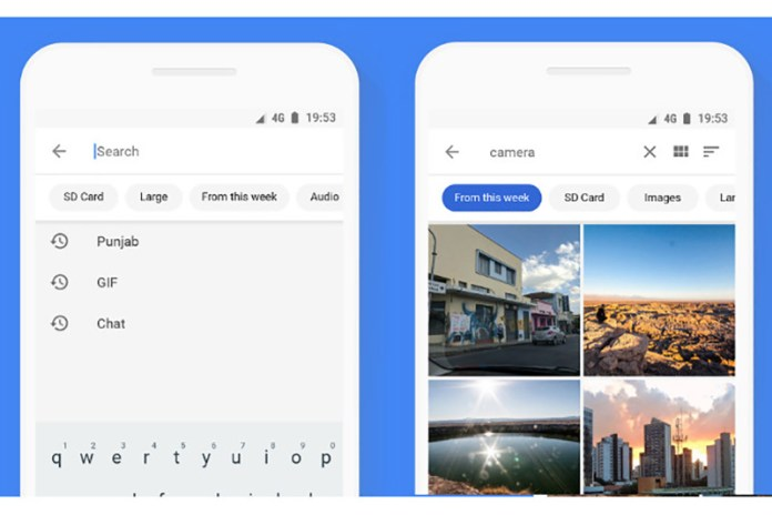 Google Files Go Android Google Play Store
