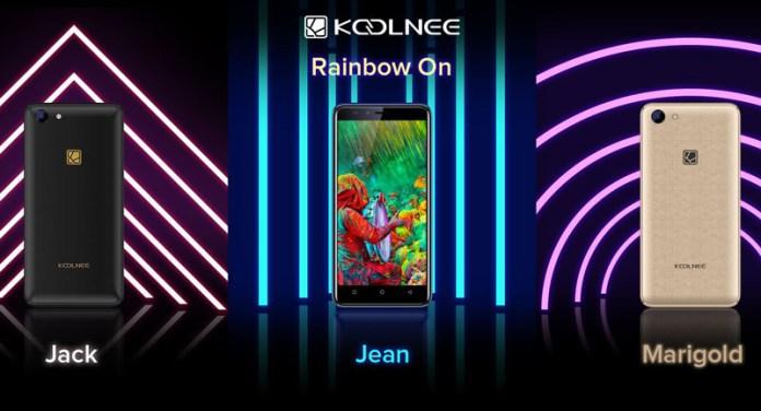 Koolnee Rainbow: De clones da Samsung a gamas de entrada Android