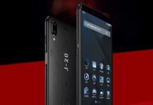Meizu E3 smartphone Android