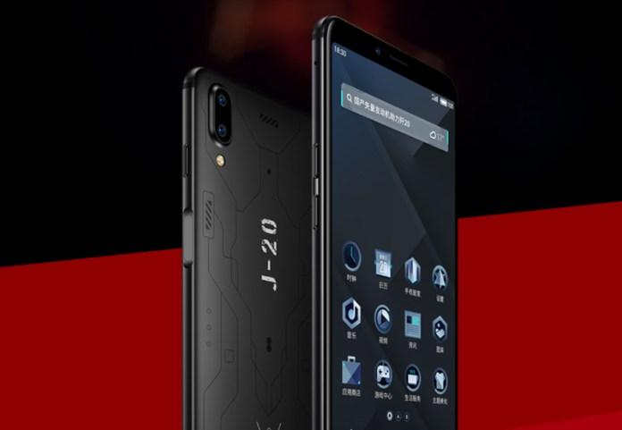 Meizu E3 smartphone Android Nougat Snapdragon