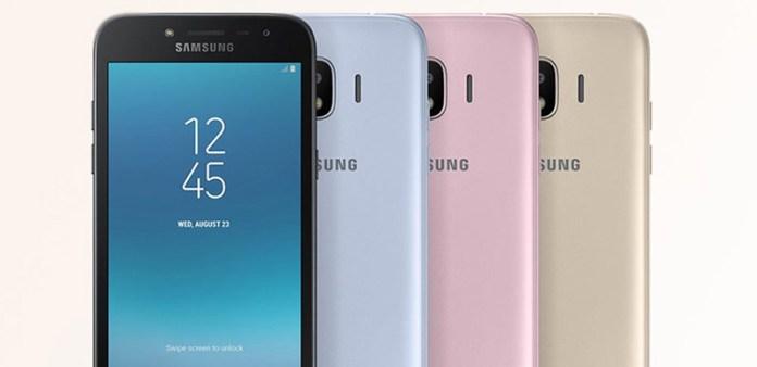 Samsung Galaxy J8 (2018) Samsung Galaxy J2 Pro 2018 Android Brasil