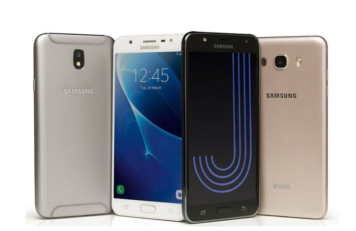 Android Oreo Samsung Galaxy J8 (2018) Samsung Galaxy J7 Neo Android capa