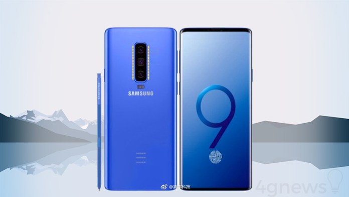 Samsung Galaxy Note 9 Snapdragon 845