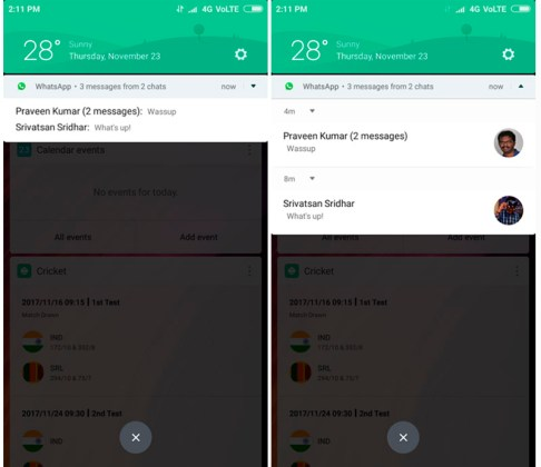 Xiaomi MIUI 9.5 Android