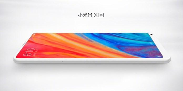 Xiaomi Mi MIX 2S Android 4