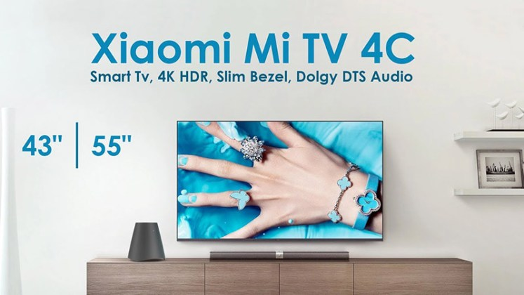 Xiaomi Mi TV 4C Xiaomi Smart TV