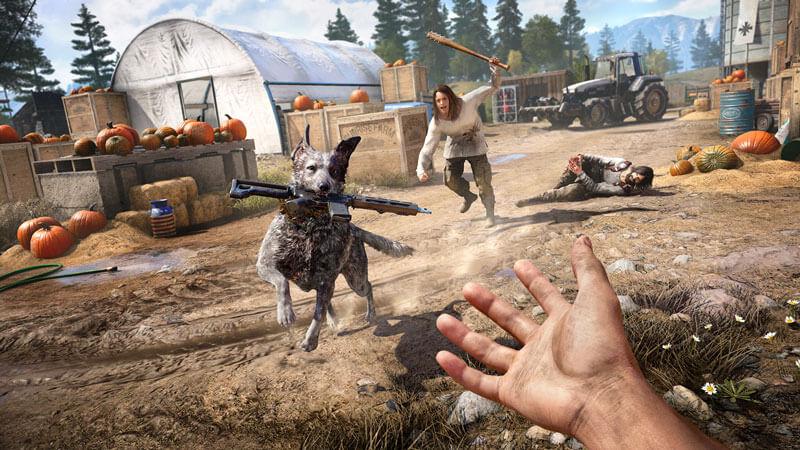 Aberta a temporada de caça ao Pé-Grande em Far Cry 5