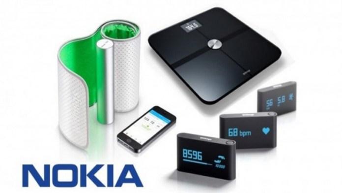 Withings Google Nokia saúde saúde