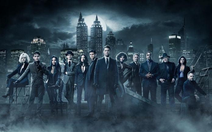 Gotham Série Fox Batman Joker