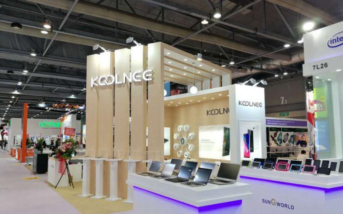 Koolnee desvenda o seu novo Android com traços do iPhone X