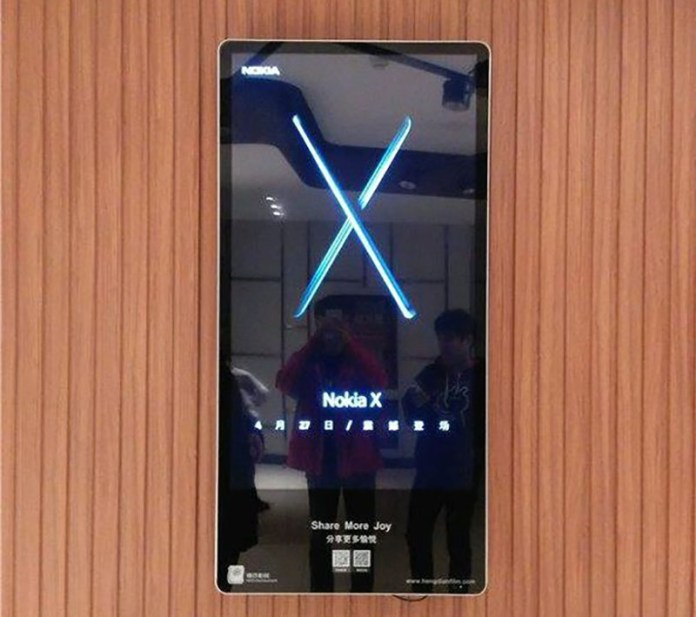 Nokia X Android Oreo HMD Global 1
