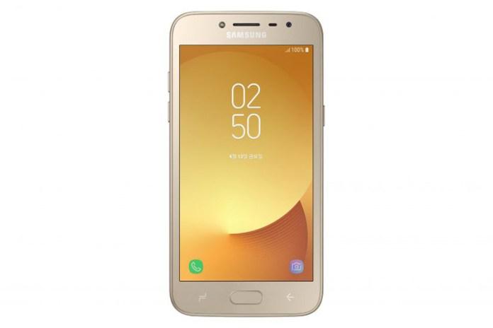 Samsung Galaxy J2 Pro smarpthone Android