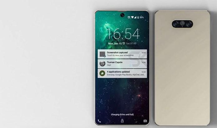Samsung Galaxy Zero smartphone Android