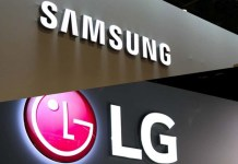 Samsung LG smartphone smartphones Android LG