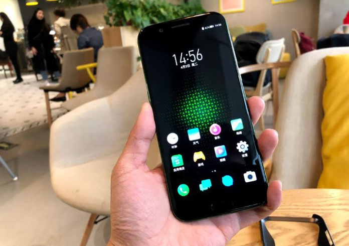 Gaming Smartphone Xiaomi Black Shark Android Oreo