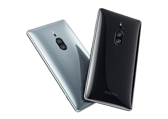 Sony Xperia Kaz Hirai smartphones Android Sony Xperia XZ2 Premium