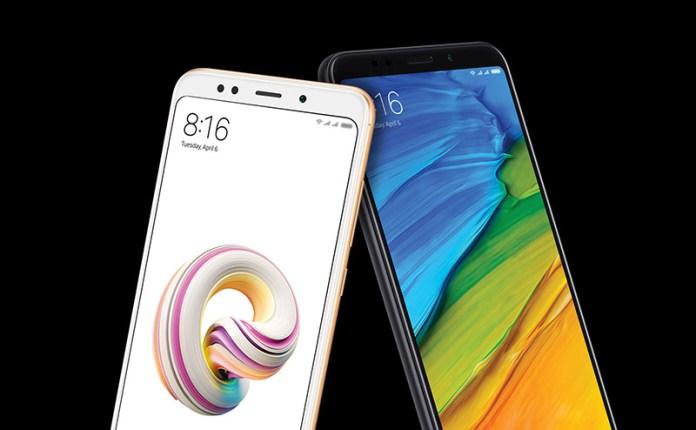 Samsung NOS Xiaomi Redmi 5 Xiaomi Redmi 5 Plus NOS Huawei
