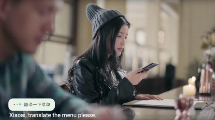 Xiao Ai Xiaomi Google Assistant