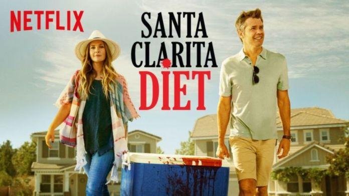 'Santa Clarita Diet' da Netflix - Quando a morte é divertida