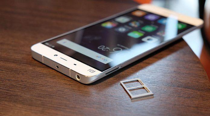Xiaomi Mi 5 Face Unlock Android