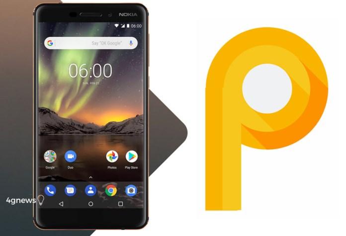 Nokia garante que Android P chegará a todos os seus smartphones