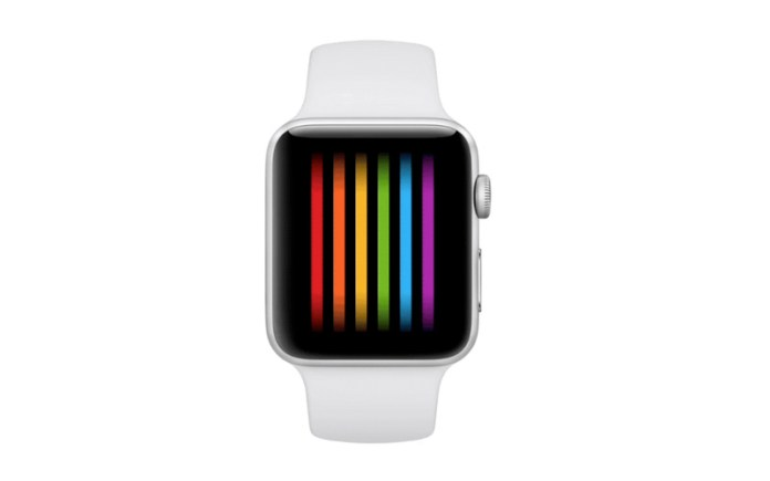 watchOS 5 Apple Watch