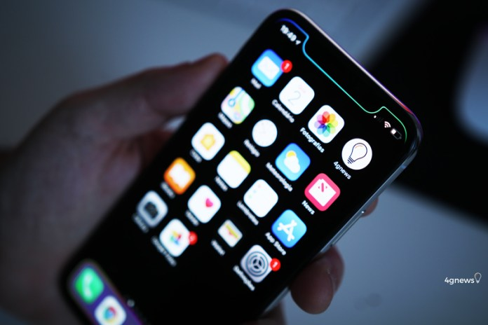 Apple iPhone X iOS