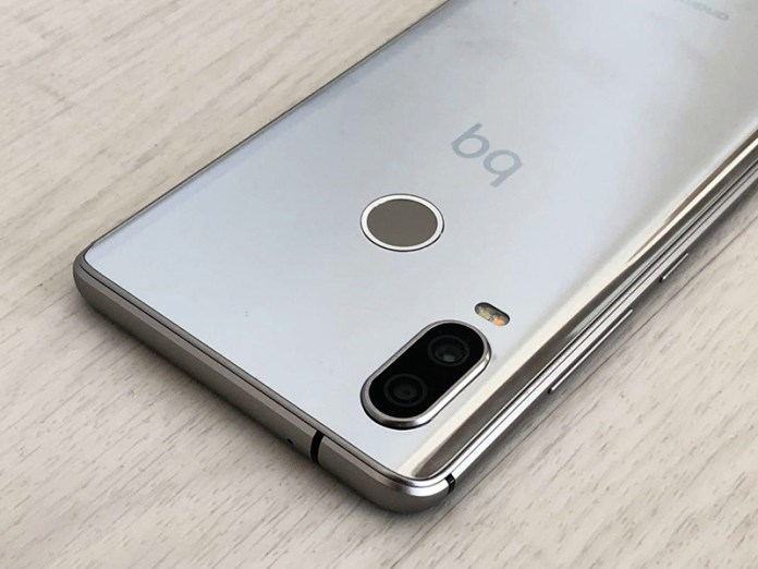 BQ Aquaris X2 Pro Android One