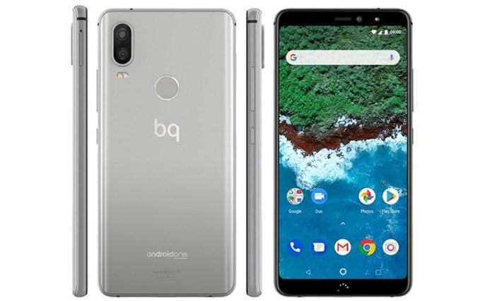 BQ Aquaris X2 Pro Android One BQAquarisX2Pro