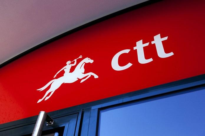 CTT desalfandegamento online encomendas