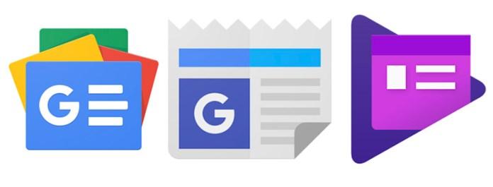 Google News Android Google I/O 2018