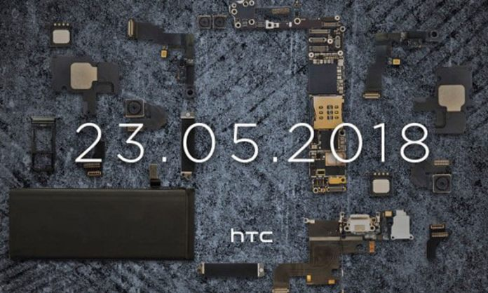 Android. HTC U12+ já tem data de apresentação oficial