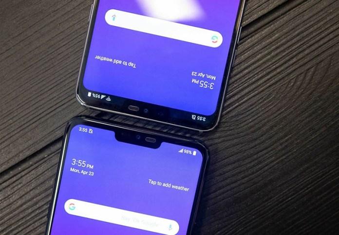 LG G8 ThinQ LCD 4K