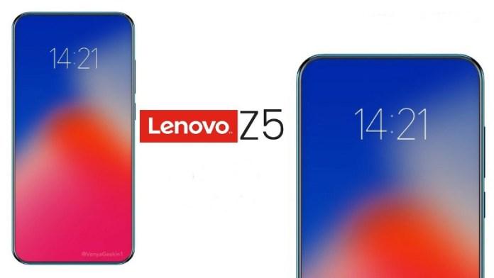 Lenovo Z5 Android Oreo