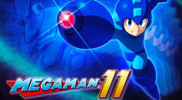 Capcom PlayStation Store Mega Man 11