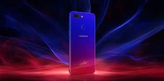 OPPO R15 Nebula Special Edition 6