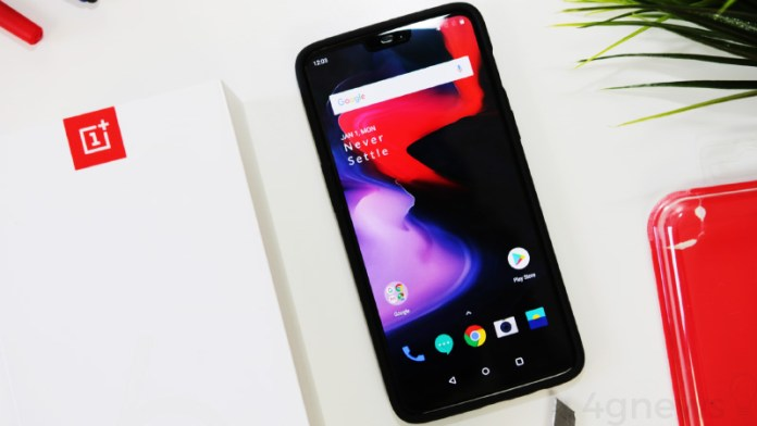 Dirac OnePlus 6 Android Oreo Google