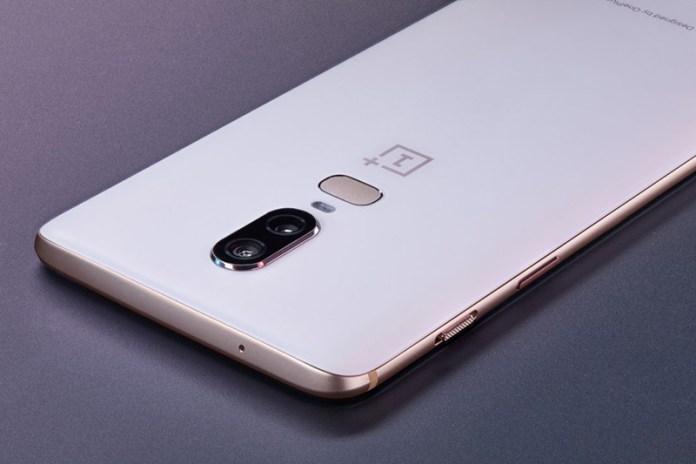 Bullets Wireless Silk White OnePlus 6 Android Oreo 2