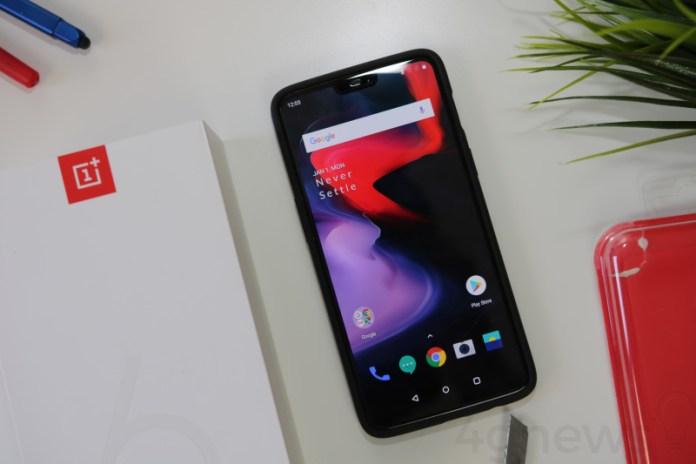OnePlus 6 Android Oreo 4gnews
