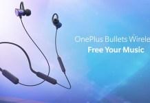 OnePlus 6 Bullets Wireless