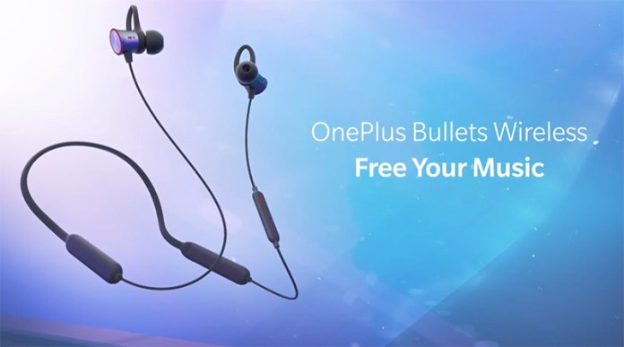 OnePlus 6 Bullets Wireless
